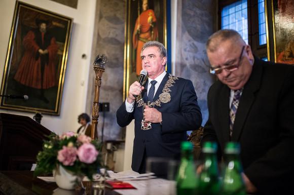 Bogdan Oleszek po raz kolejny został przewodniczącym RM.