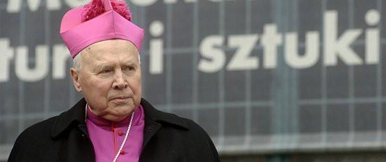 Arcybiskup Tadeusz Gocłowski - nowy honorowy sopocianin.