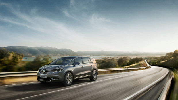 Crossover Renault Espace.