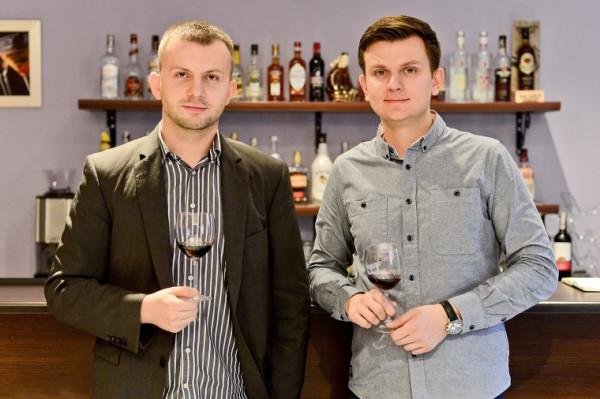 Tomasz Hallmann i Paweł Zduniak.
