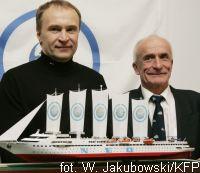 Siergiej Zyrianow i Zygmunt Choreń