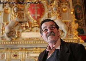 Günter Grass jest honorowym obywatelem Gdańska od 1993 roku.