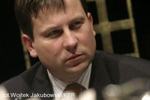 oraz jego dwaj zastępcy: Jacek Naliwajek...