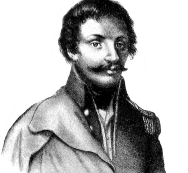 """Urodzony w Gdańsku generał Władysław Franciszek Jabłonowski był nazywany """"polskim Murzynem""""."""