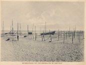 Plaża w Jelitkowie - początek XX wieku.