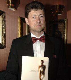 Tomasz Balcerowski, przedsiębiorca, społecznik, członek Regionalnej Izby Gospodarczej Pomorza i Gdańskiego Związku Pracodawców, zdobywca tytułu Biznesmena roku 2007.