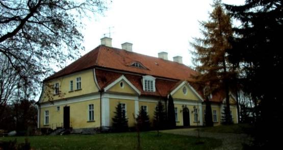 kolejny odwiedzony przez nas pałac w miejscowości Powodowo