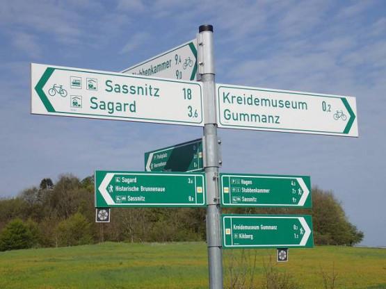 Urzekające pejzaże i fantastyczna sieć szlaków turystycznych niemieckiej Wyspy Rugii zachęca do aktywnego wypoczynku.