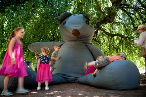 Po raz kolejny w Parku Oliwskim odbędzie się impreza pod nazwą Parkowanie. Tym razem motywem przewodnim będzie rodzina. Zdjęcie wykonane podczas ubiegłorocznej edycji.