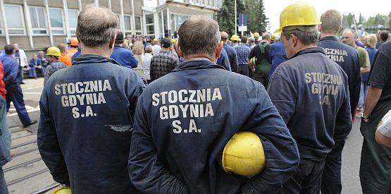 Plany naprawy polskich stoczni będą wiązały się z kilkutysięcznymi zwolnieniami - obawiają się niektórzy związkowcy.