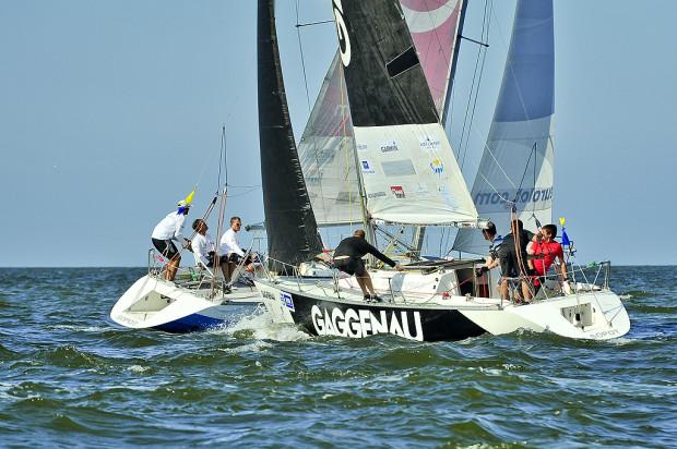 Match racing to jedna z najbardziej widowiskowych konkurencji żeglarskich. Na krótkiej trasie, doskonale widocznej z molo w Sopocie, każdorazowo rywalizują tylko dwa jachty.