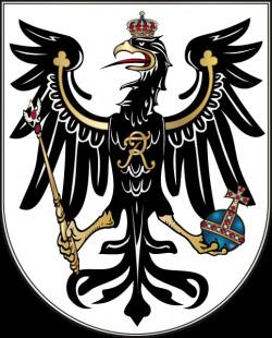 Herb Królestwa Prus z lat 1701-1918