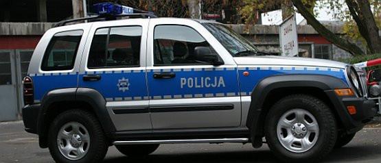 Srebrno-niebieskie jeepy mają stanowić nowe oblicze polskiej policji.