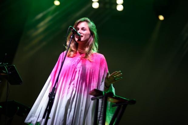 Pola Rise - jeden z ciekawszych zespołów, który wystąpił podczas tegorocznej edycji Soundrive Fest.