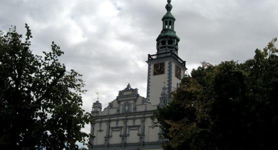 Słynny renesansowy ratusz w Chełmnie