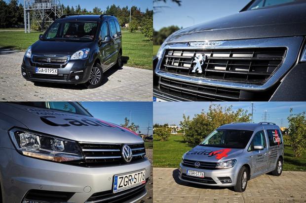 rodzinne furgonetki: partner czy caddy? - gdaŃsk, gdynia, sopot