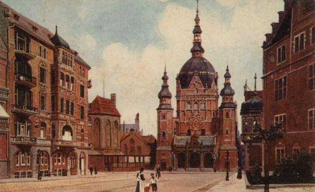W atlasie opisującym 700 najciekawszych budowli Gdańska znajdą się także budynki nieistniejące, m.in. Wielka Synagoga.