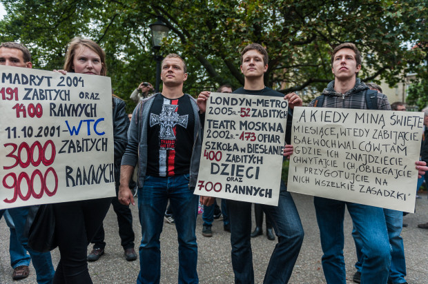Dziś i w niedzielę odbędą się w Gdańsku manifestacje przeciwko imigrantom. Z kolei w niedzielę przez Gdynię przejdzie marsz solidarności z ofiarami terroryzmu.