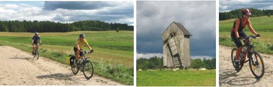 Pięknych krajobrazów w gminie Przywidz nie brakuje.