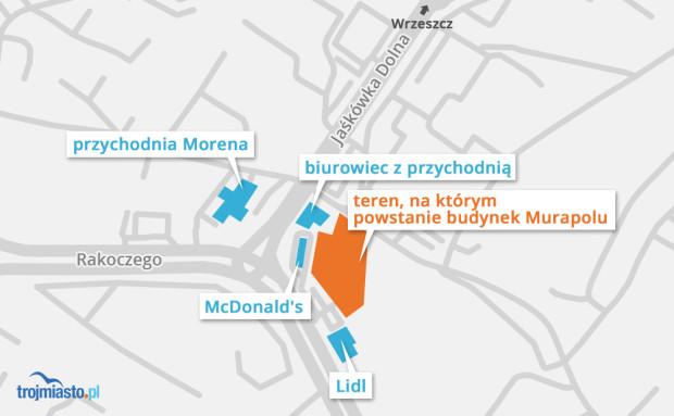 Wybitny Ośmiopiętrowy budynek powstanie na Morenie - Serwis DOM i OH43