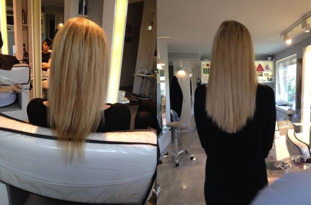 Inteligentny Przedłużanie i zagęszczanie włosów to już codzienność IY62