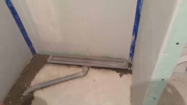 łazienka Odpływy Liniowe Praktyczne I Modne Serwis Dom
