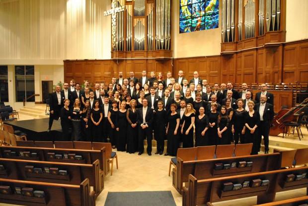 Pierwsze zaoceaniczne koncerty gdańskich filharmoników we Florence oraz w Huntsville, w Alabamie, spotkały się z entuzjastycznym przyjęciem publiczności, wśród której nie zabrakło  amerykańskiej Polonii.