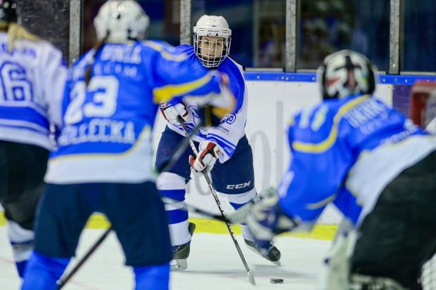 Katarzyna Bodus zdobyła w dwóch ćwierćfinałowych meczach z Kozicami aż 10 bramek.