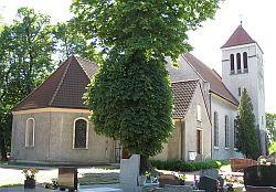 Kościół pw. Matki Boskiej Bolesnej w Orłowie pochodzi z XVI wieku. Zbudowany został jako świątynia luterańska i taką funkcję pełnił do 1945 roku.