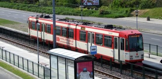 Obecnie jeden skład Duewag N8C obsługuje trasę na Chełm, drugi został wypożyczony do Krakowa. Docelowo  po Gdańsku będzie jeździć 46 zmodernizowanych Dortmundów.