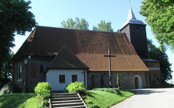Kościół pw. Św. Michała Archanioła, najstarszy kościół na terenie dzisiejszej Gdyni.