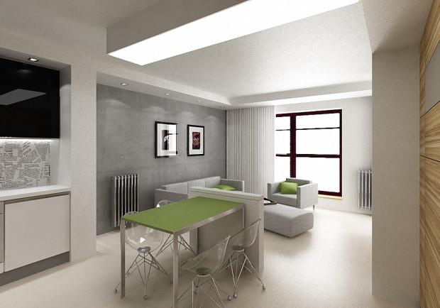 Ogromnie Beton architektoniczny. Na ścianę, podłogę lub jako stołowy blat LV64