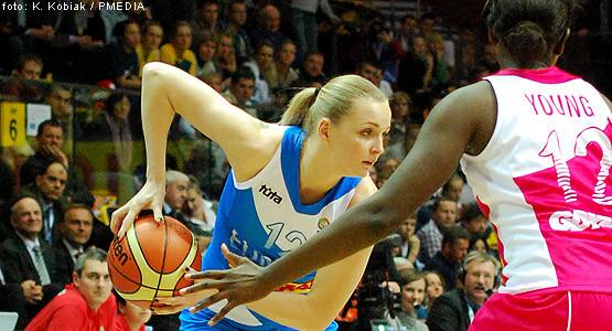 Agnieszka Bibrzycka byłą najlepszą zawodniczką podczas konfrontacji Europy z Resztą Świata: zdobyła 20 punktów, w tym pierwsze i ostatnie w czasie meczu.