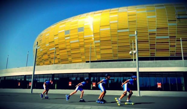 W Wielką Sobotę pod Stadionem Energa Gdańsk ruszy cykl cotygodniowych warsztatów rolkarskich.