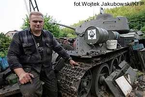 ...ani też ten należący do Marcina Talaśki nie pójdą - pojadą - w jego ślady.