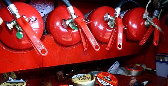 Oprócz gaśnic każdy pracodawca będzie musiał mieć specjalistę od pożaru