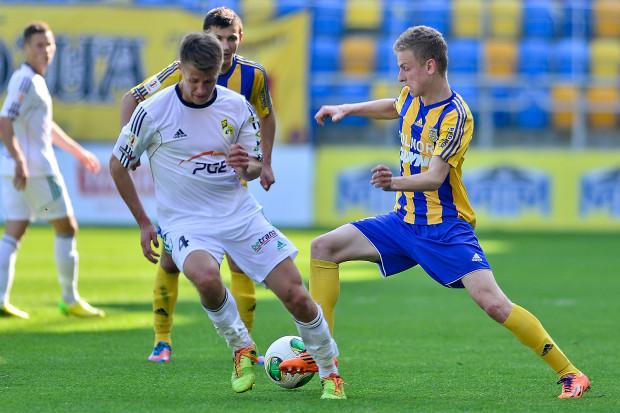 Mateusz Szwoch i Damian Szymański to jedyni z niewielu obecnych piłkarzy Arki i GKS, którzy zagrali w ostatnim meczu tych drużyn w Gdyni, który odbył się przed blisko dwoma laty.