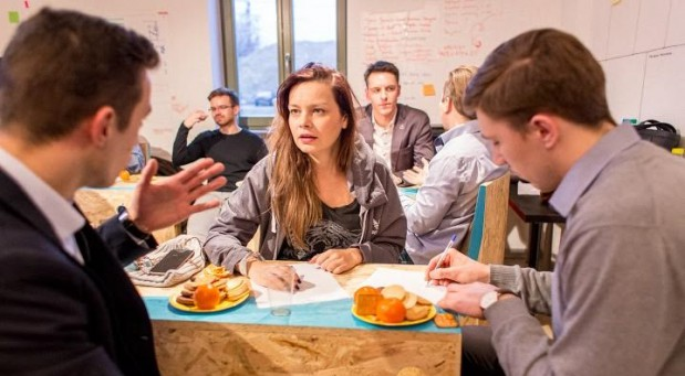Clipster zaprasza też osoby bez konkretnego pomysłu, ale z pasją i energią - zarówno studentów, jak i przedsiębiorców.