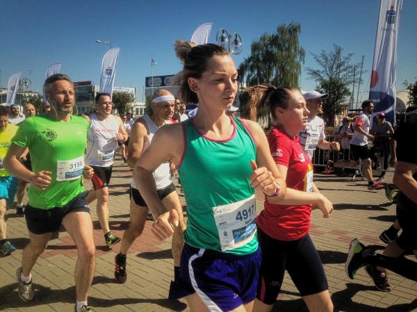 Blisko 4,5 tys. biegaczy ukończyło 10-kilometrową trasę.