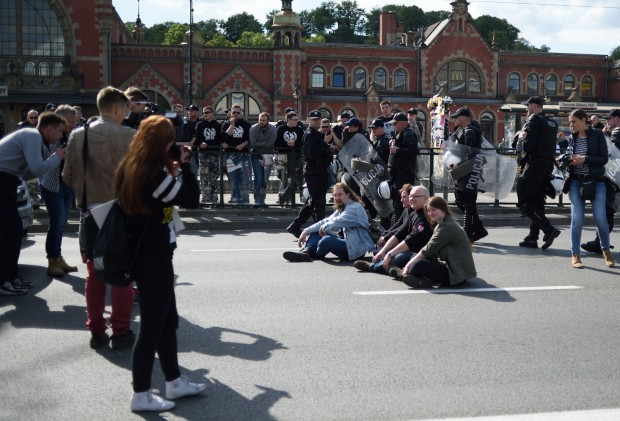 W zeszłym roku radna PiS Anna Kołakowska z rodziną zablokowała na kilkadziesiąt minut Marsz Równości w Gdańsku.