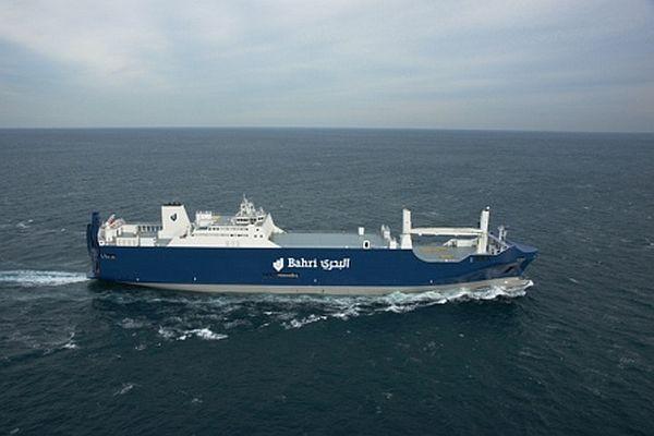 Pierwszy statek Bahri General Cargo zawinie do Gdańska już 17 czerwca 2016 roku.