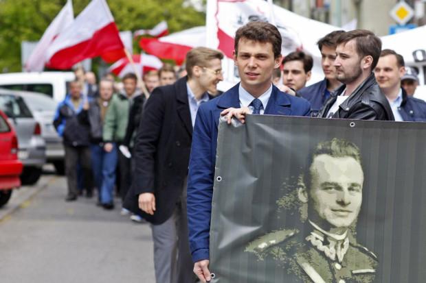 Z okazji 115 urodzin rotmistrza Pileckiego, w Gdańsku w niedzielę odbędzie się marsz.