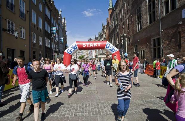 Bieg Gdańszczan odbędzie się w tym roku po raz 11. Start w sobotę o godz. 9 na Targu Węglowym.