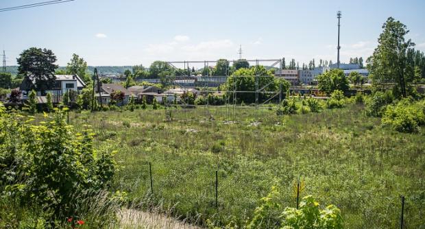Obecnie teren o powierzchni 6 tys. mkw. pozostaje zaniedbany. Władze miasta przekonują, że warto go zagospodarować.