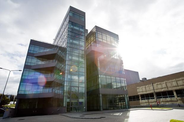 Obecna siedziba Polskiej Agencji Kosmicznej znajduje się w gdańskim Parku Naukowo-Technologicznym.