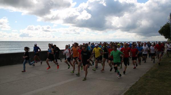 Z dwóch weekendowych parkrunów, w gdyńskim do mety dotarło 155 uczestników, natomiast w gdańskim o 19 mniej.