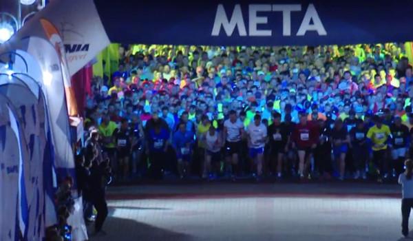 Około 6500 biegaczy stanie na starcie gdyńskiej nocnej imprezy świętojańskiej w 2016 roku