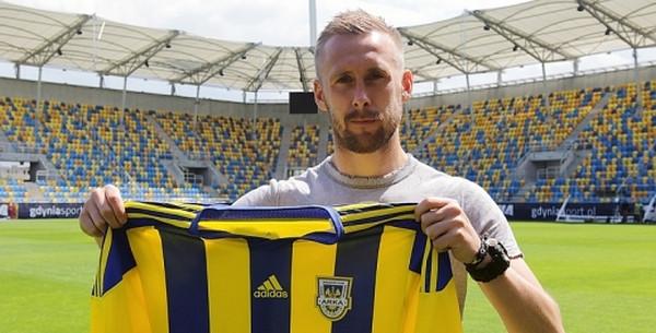 Dariusz Zjawiński liczy, że stanie się ważną częścią drużyny Arki Gdynia.
