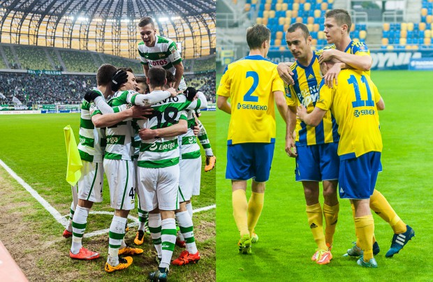 Za samo przystąpienie do rozgrywek ekstraklasy piłkarzy Lechii i Arki kluby otrzymają od ekstraklasy po ok. 5 mln zł.