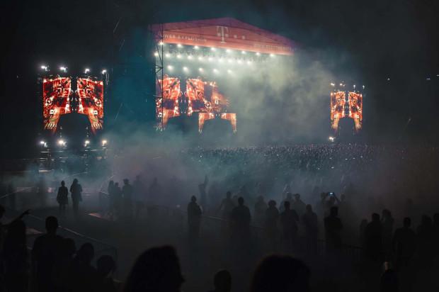 Około 23 tys. fanów bawiło się na koncercie Avicii'ego.